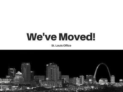 We've Moved! Blog Cover