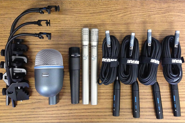 Shure Drum Microphones