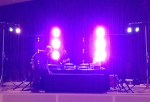DJ Lighting System by TSV Sound & Vision