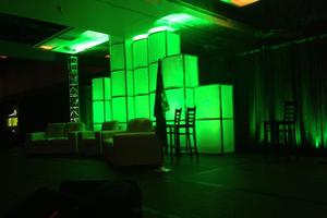 Corporate Event Scenic Design by TSV Sound & Vision