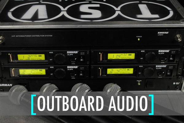 Audio Equipment Rental St. Louis
