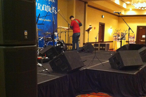 Church Worship Conference Sound System