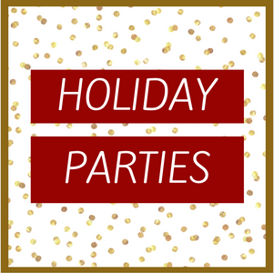 Holiday Parties Blog Cover