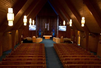 St. John's EUCC Collinsville, IL Sanctuary