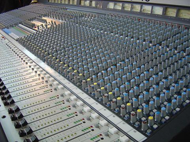 48 channel analog audio console