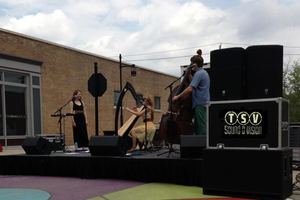 Small Outdoor Concert by TSV Sound & Vision