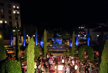 Outdoor Event Lighting By TSV Sound & Vision