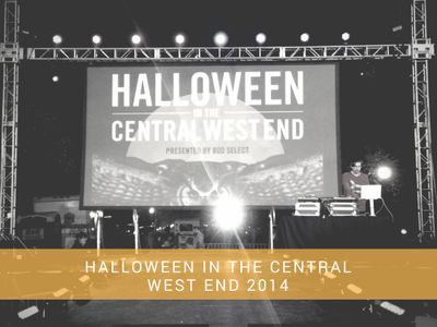 Central West End Halloween Blog Cover