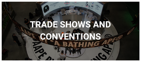 trade shows and conventions learn more