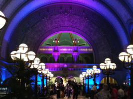 Event Lighting at St. Louis Union Station