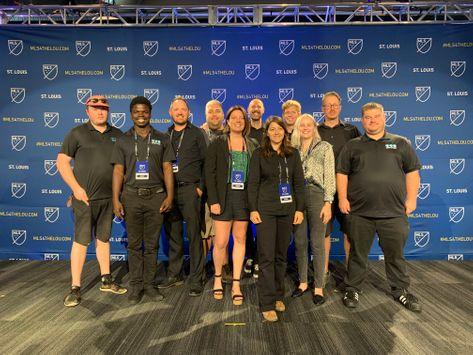 TSV St. Louis Event Production Team
