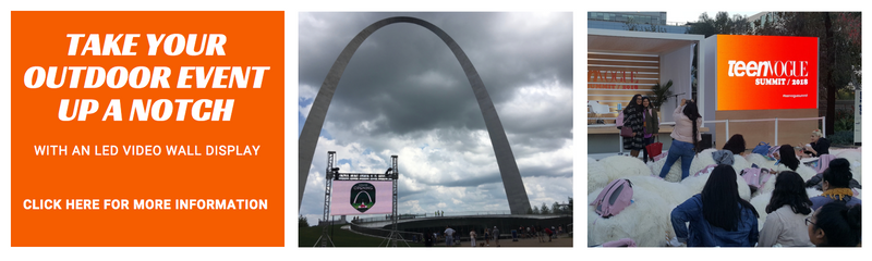 stl mo outdoor led video walls