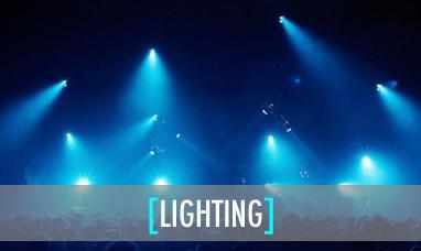 Event Lighting Rental