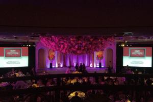 Ballroom Lighting and Projection