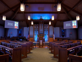 Church Lighting and Projection System