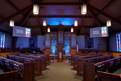 St. Paul's Oakville, MO Sanctuary