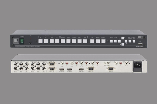 Kramer VP728 Multiformat Video Switcher