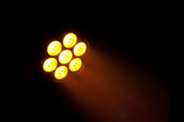 LED par can available for rental