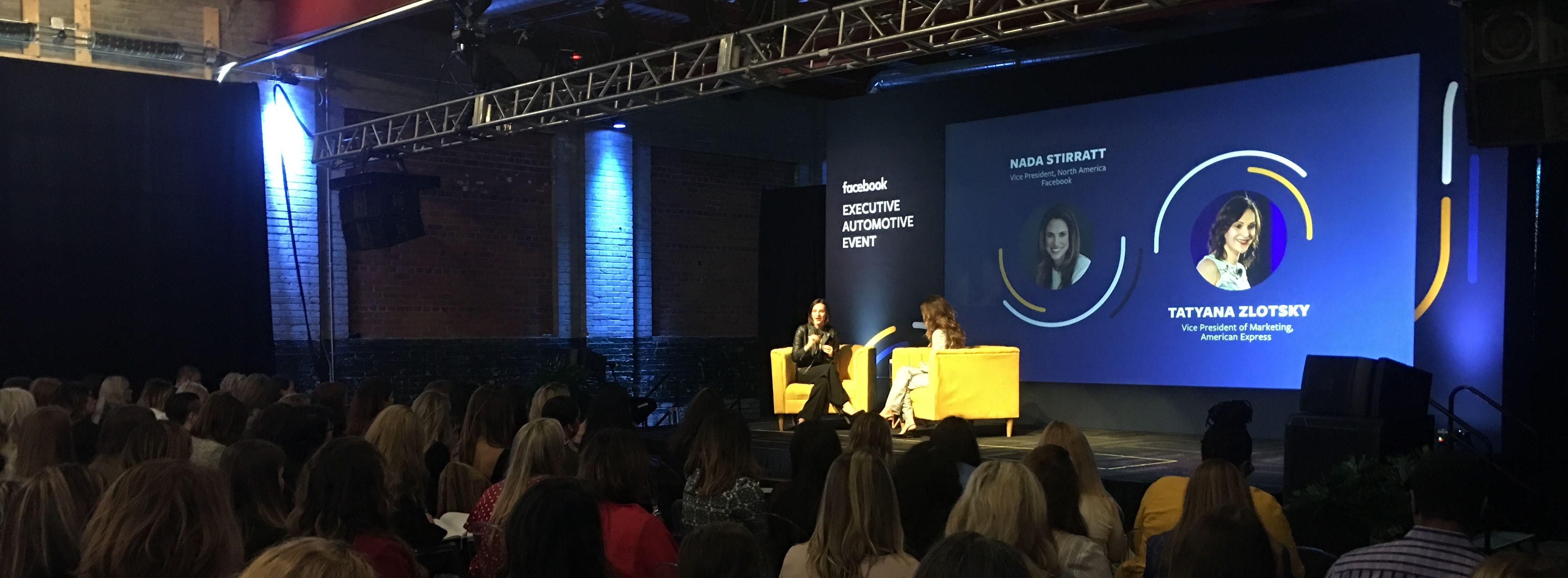 Facebook Summit Stage