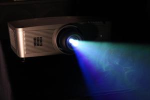 6000 Lumen High Definition Projector