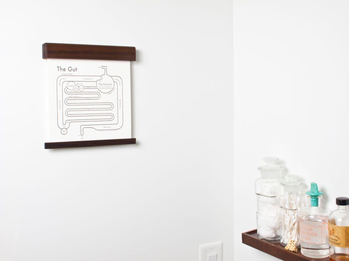 Modern bar Frame - Walnut wall 2 small.jpg