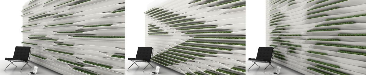Botanica UHGBC wall