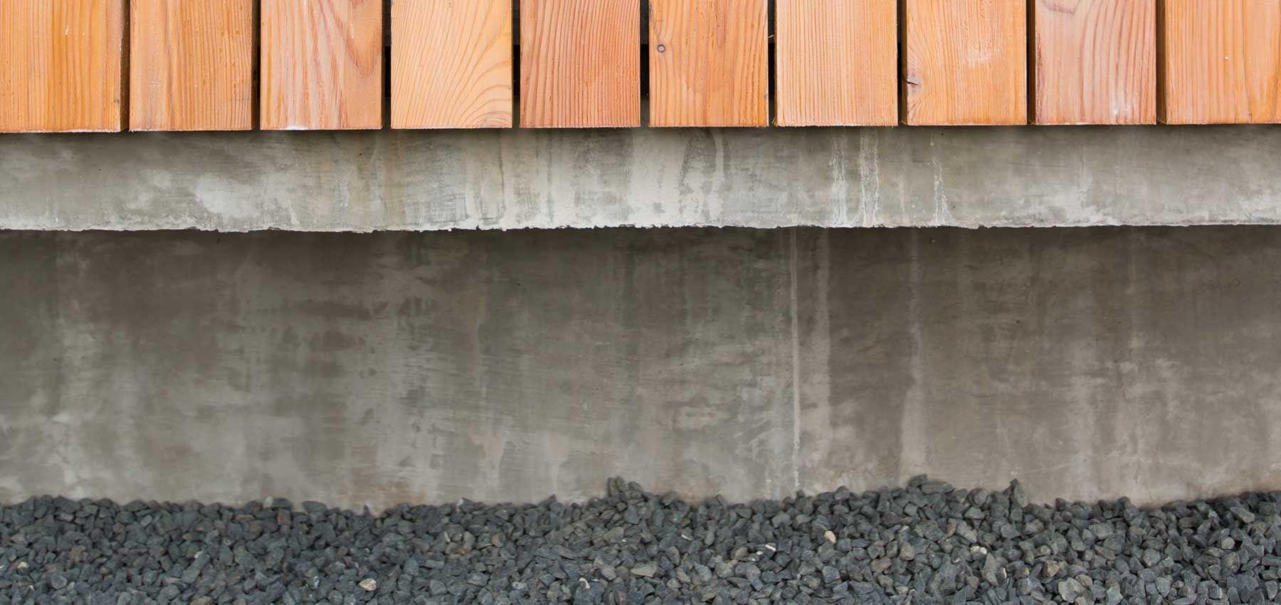 nested house foundation