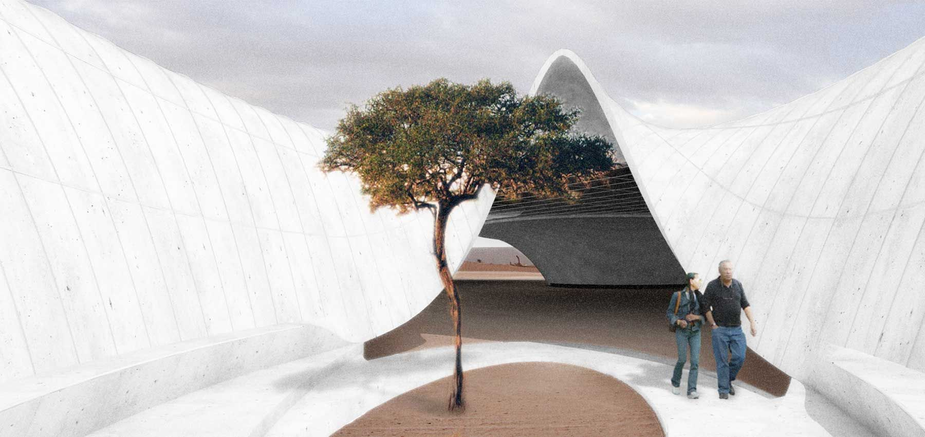 prism cloud courtyard