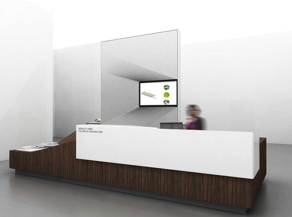 Deskscape design