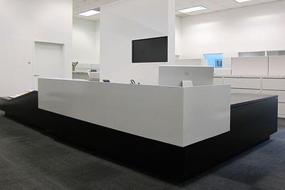 Deskscape front desk