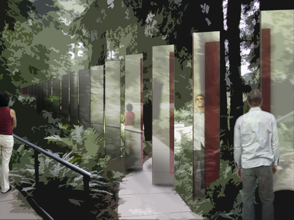 NAMG woodland path