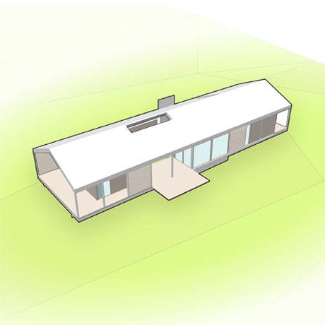 Element house design