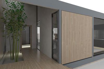 Element house concept