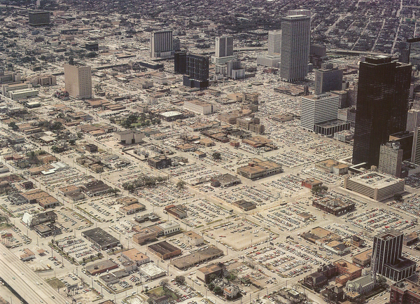 Houston texas in the 1970s