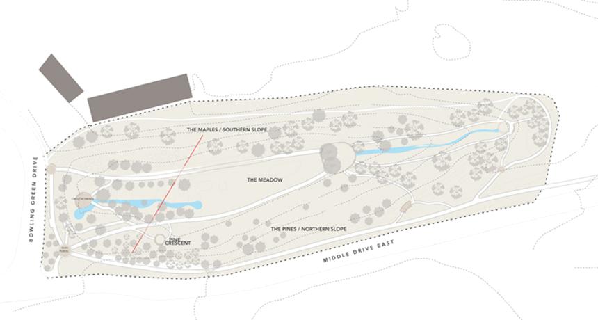 NAMG Siteplan