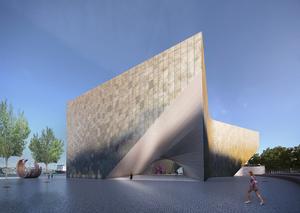 Thermalgarden: Guggenheim Helsinki