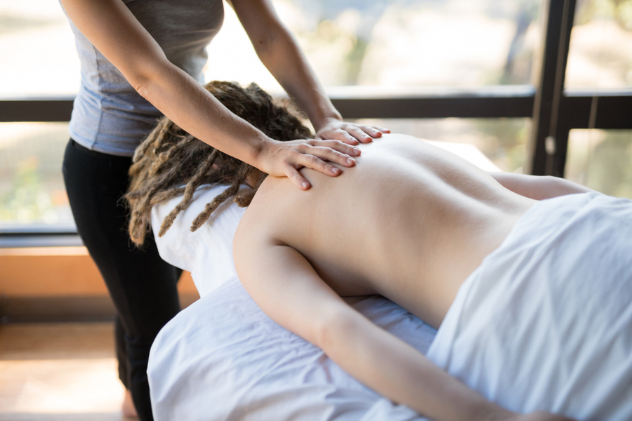 Vita Wellness Table Massage