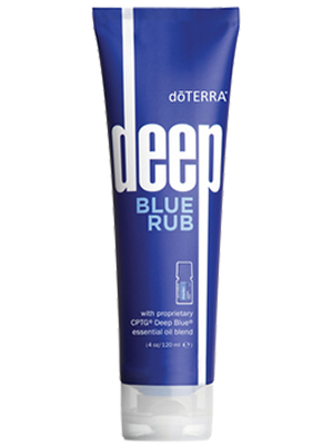 Deep Blue Rub doTERRA Essential Oils
