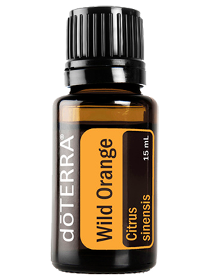 Wild Orange doTERRA Essential Oils
