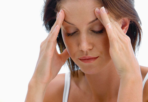 Dealing With Emotional Stress - Massage Therapist