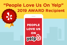 Yelp Award Best Austin Massage