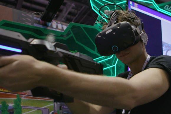 Heroix VR @ IAAPA