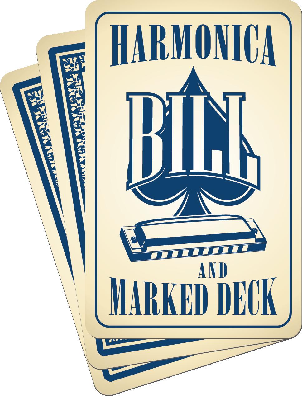 Harmonica Bill & Marked Deck