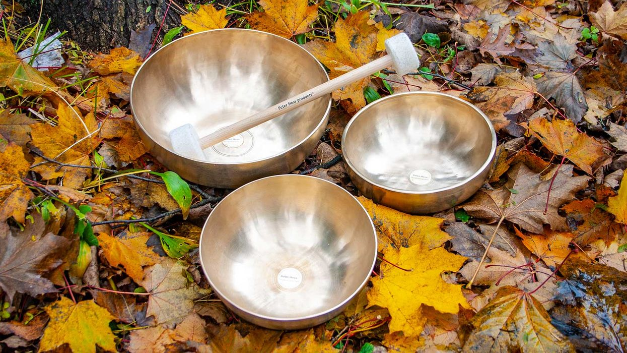Singing Bowls for Sound Massage in Manitowoc, Wisconsin