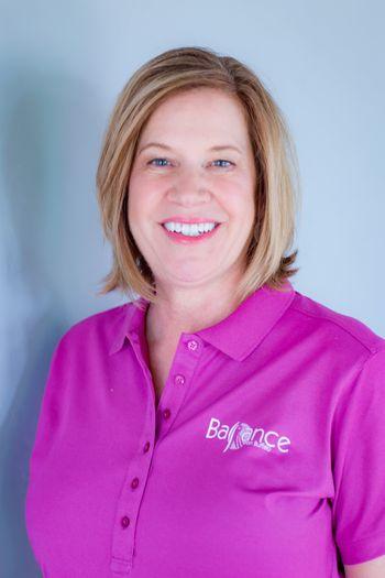 Kathy Olson, Yoga Teacher in Manitowoc, Wisonsin