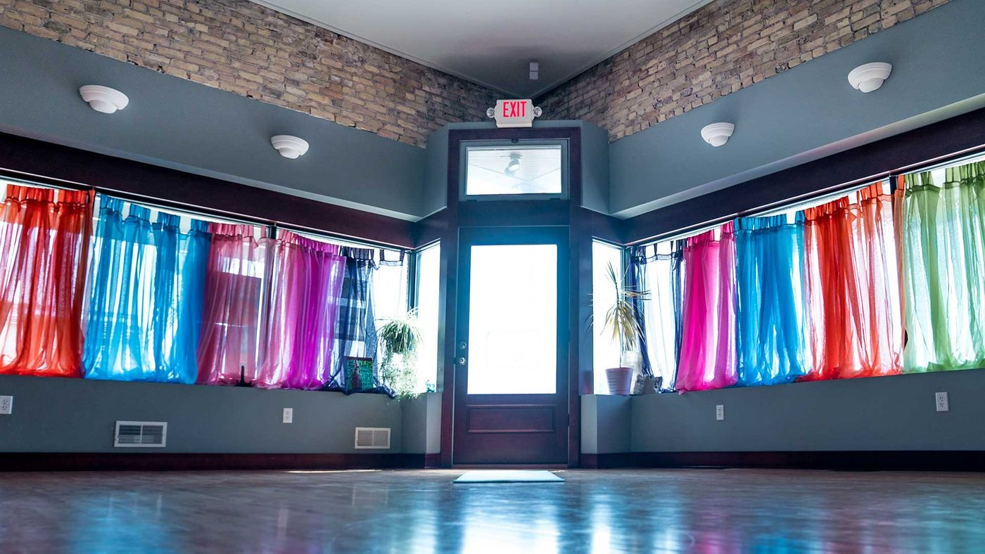 Yoga Studio, Salt Room, and Massage Therapy in Manitowoc, Wisconsin