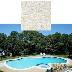 Altima White Pool Surface