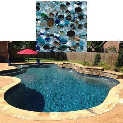 Prism Matrix Eclipse Pool Surface