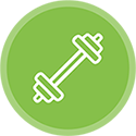 Excercise Icon Small
