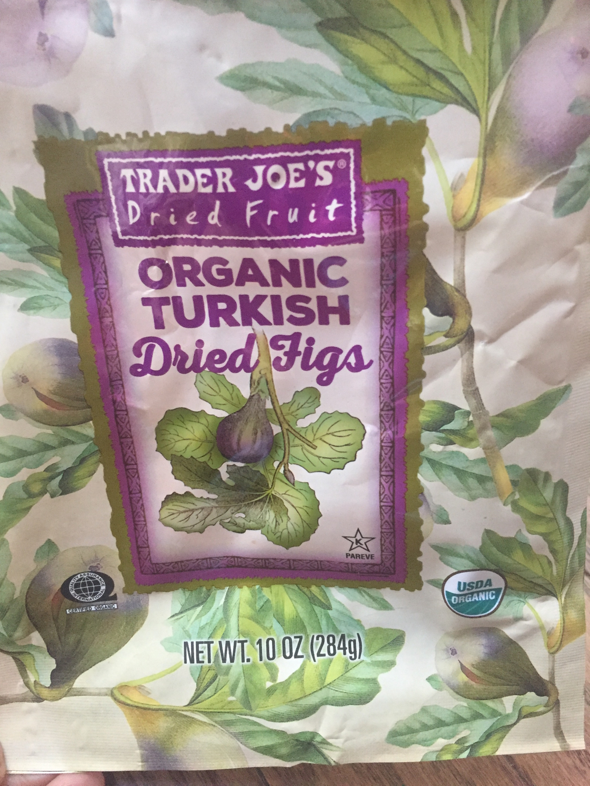 Organic Turkish Figs!